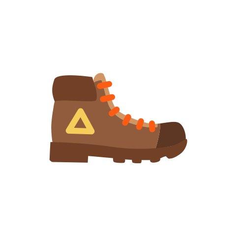 Treková, expediční obuv