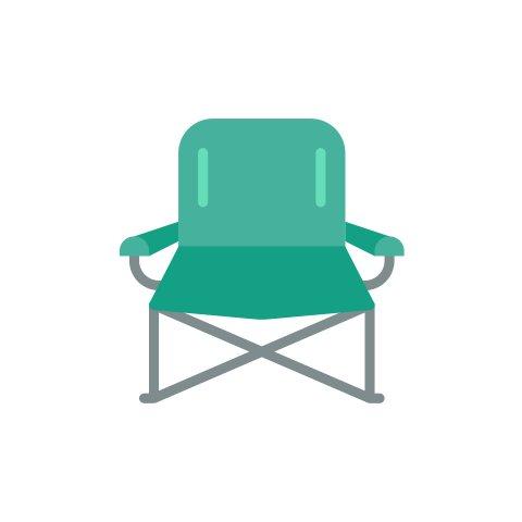 Kempingový nábytek