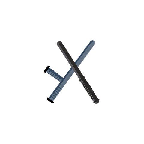 Teleskopické obušky