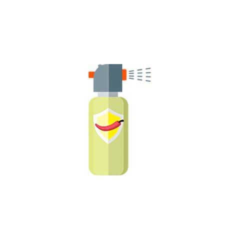 Pepřové spreje