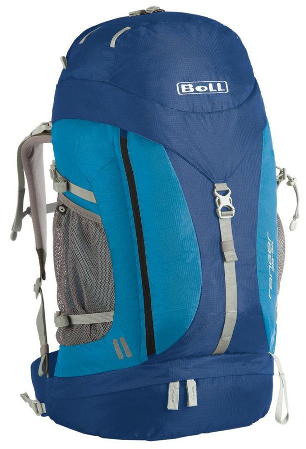 Modrý turistický batoh RANGER 38-52, Boll - objem 52 l