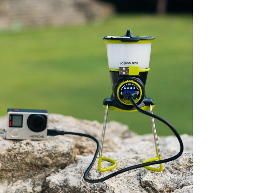 Solární svítilna Lighthouse Mini, Goal Zero