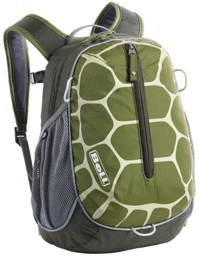 Zelený městský dětský batoh Roo 12, Boll - objem 12 l