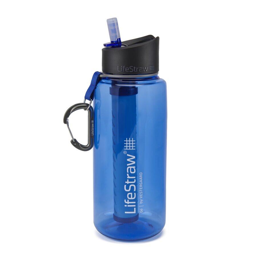 Filtrační láhev Go2 Stage 1L (blue), LifeStraw - objem 1 l