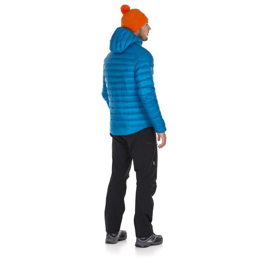 Péřová zimní pánská bunda Lofer Jkt, Zajo - velikost XXL
