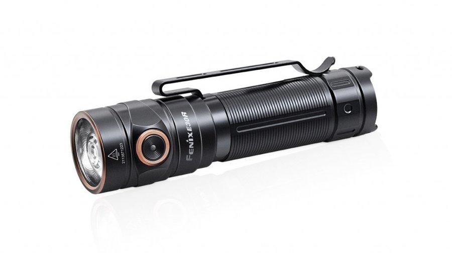 Svítilna Fenix E30R LED