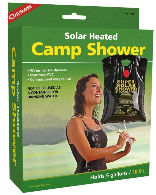 Solární sprcha Coghlan´s