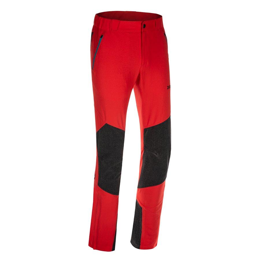 Červené turistické pánské kalhoty Tactic Neo Pants, Zajo