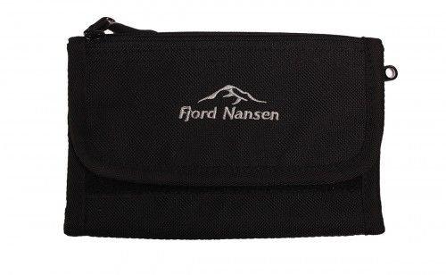 Černá peněženka Heroy, Fjord Nansen