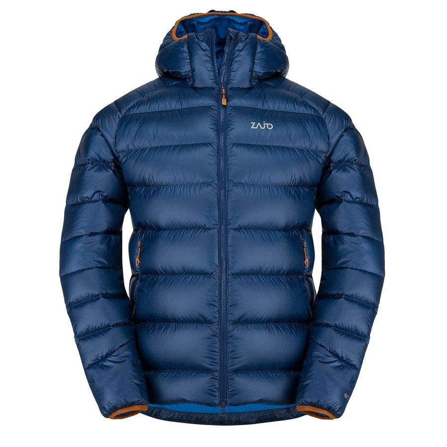 Péřová zimní pánská bunda Moritz Jkt, Zajo - velikost S