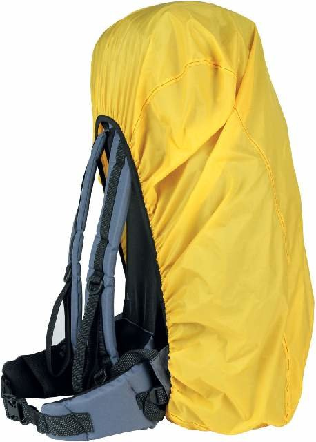 Žlutá pláštěnka na batoh Ferrino