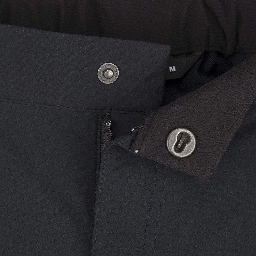 Modré softshellové pánské kalhoty Argon Neo Pants, Zajo - velikost XS