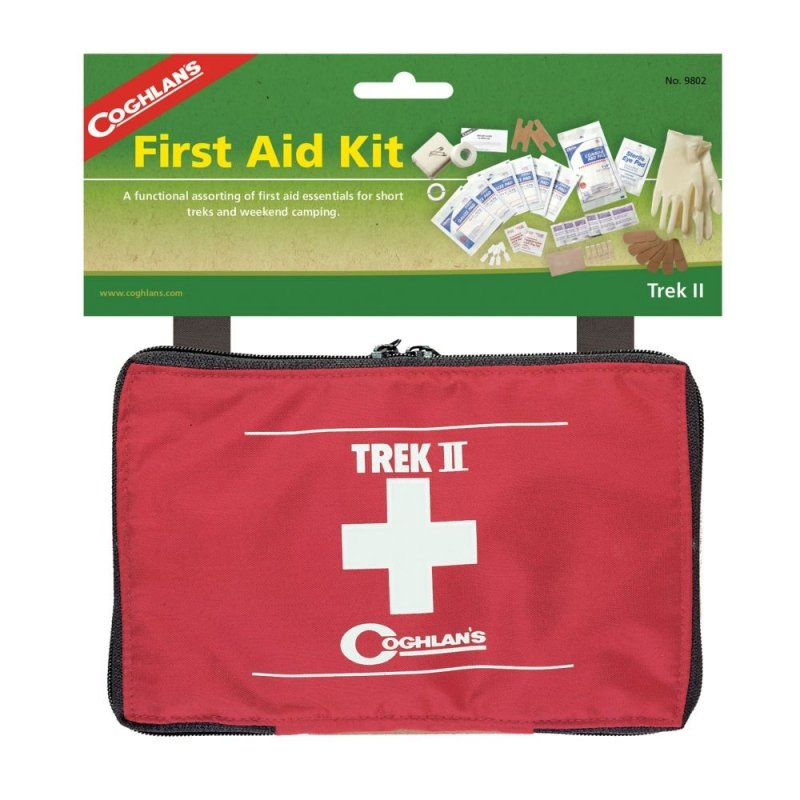 Lékárnička Trek II First Aid Kit, Coghlan´s