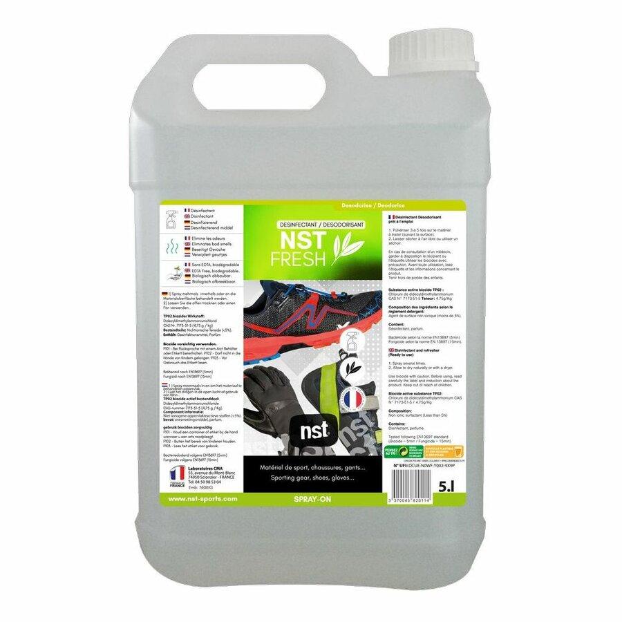 Odstraňovač pachů NST Fresh Spray 5L
