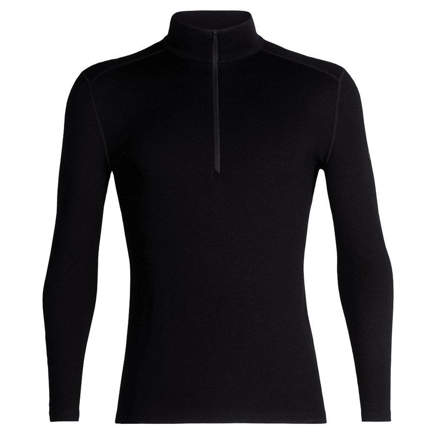 Merino tričko Mens 260 Tech LS Half Zip, Icebreaker