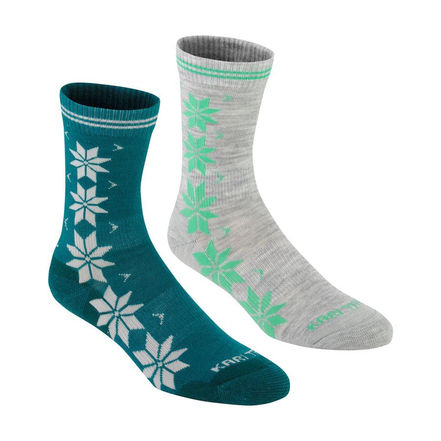 Dámské ponožky VINST WOOL SOCK 2PK, KARI TRAA