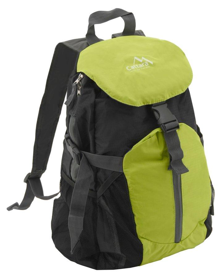 Zelený batoh Cattara - objem 20 l