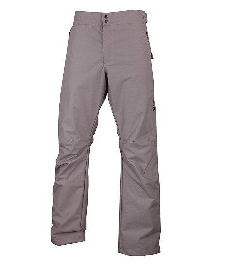 Šedé pánské kalhoty OUTDOOR, Mill - velikost XL