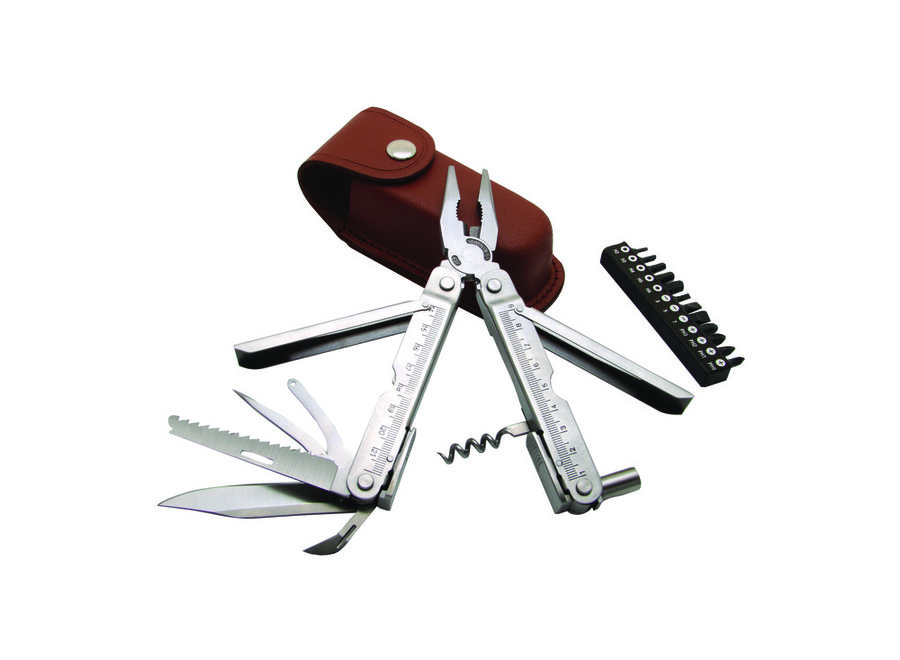 Multitool TEM014 Adventure, Baladeo