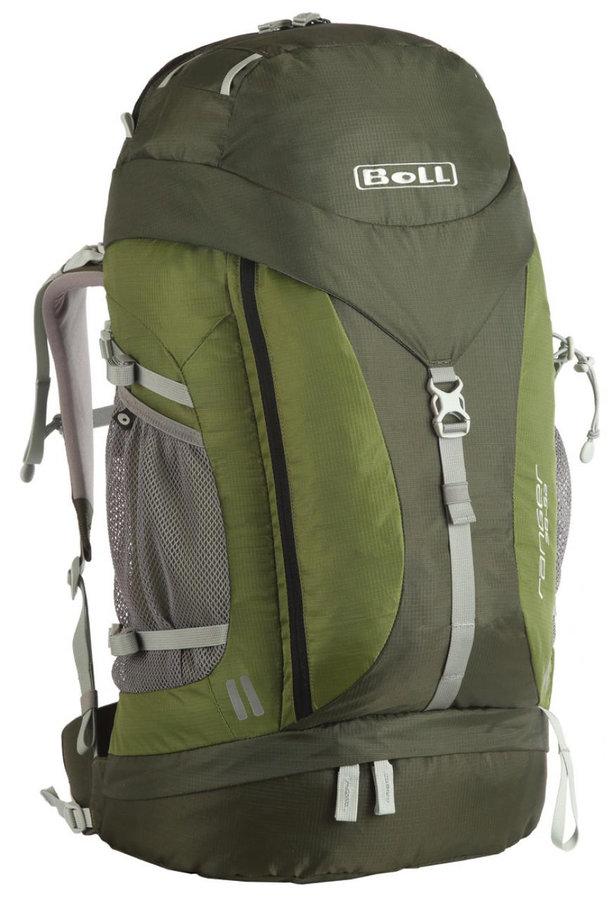Zelený turistický batoh RANGER 38-52, Boll - objem 52 l