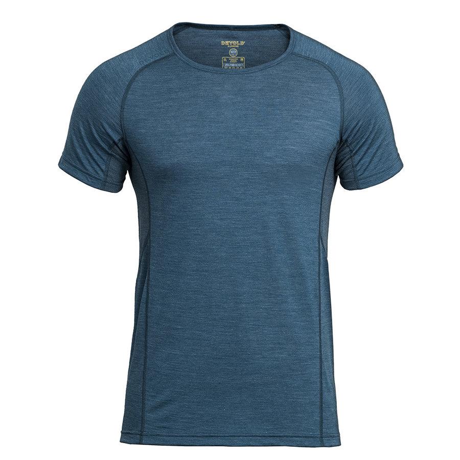 Merino pánské tričko RUNNING MAN, Devold