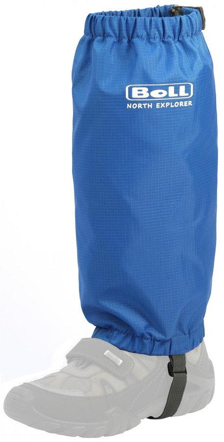Modré dětské návleky Kids Gaiter, Boll - velikost M