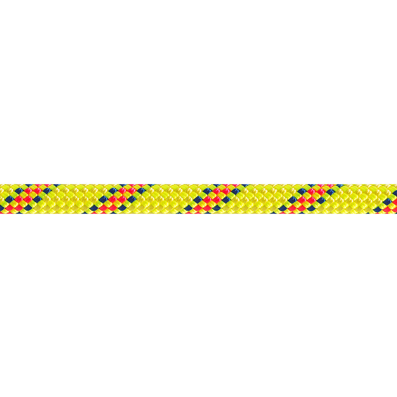 Žluté lano Karma, Beal - délka 70 m a tloušťka 9,8 mm
