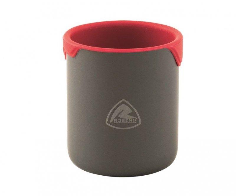 Šedý hrnek Wilderness Cup, Robens - objem 300 ml