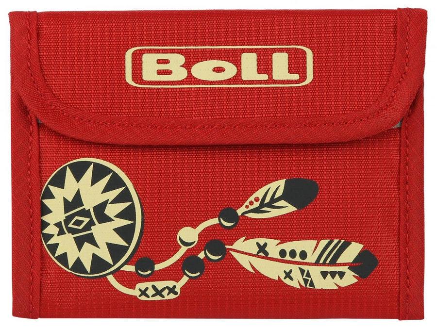 Červená dětská peněženka Kids Wallet, Boll