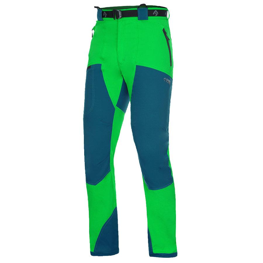 Pánské kalhoty MOUNTAINER TECH 1.0, Direct Alpine - velikost M