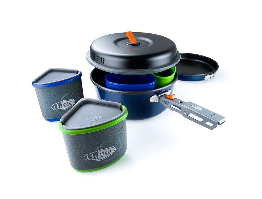 Sada nádobí Bugaboo Backpacker, GSI Outdoors