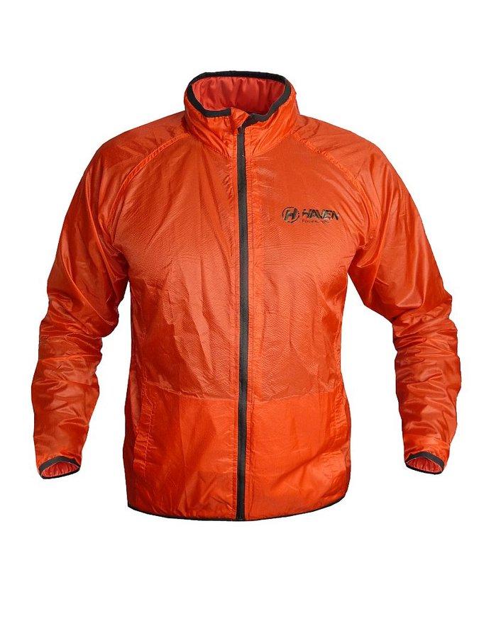 Oranžová UNISEX bunda FeatherLite 80, Haven