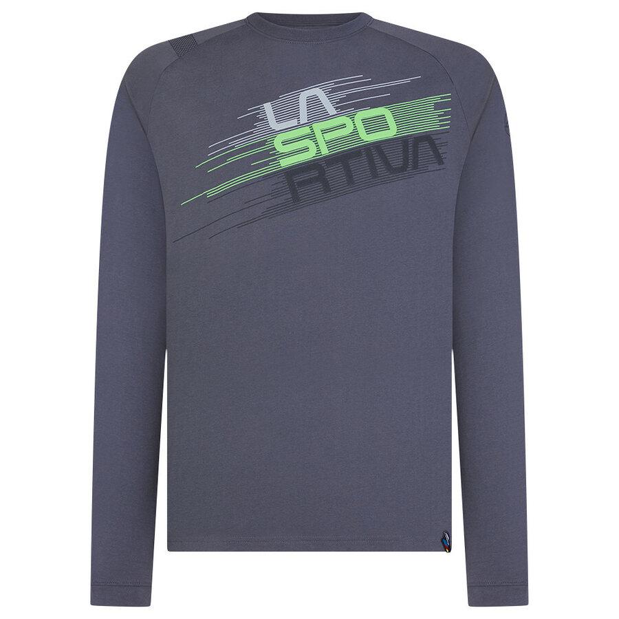 Pánské tričko La Sportiva Stripe Evo Long Sleeve Men - velikost M