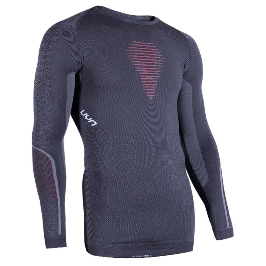 Pánské tričko VISYON UW SHIRT LS MEN, UYN - velikost S-M