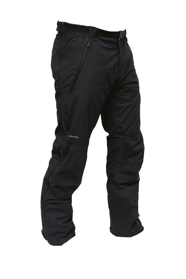 Černé lyžařské kalhoty Alpin L pants, Pinguin