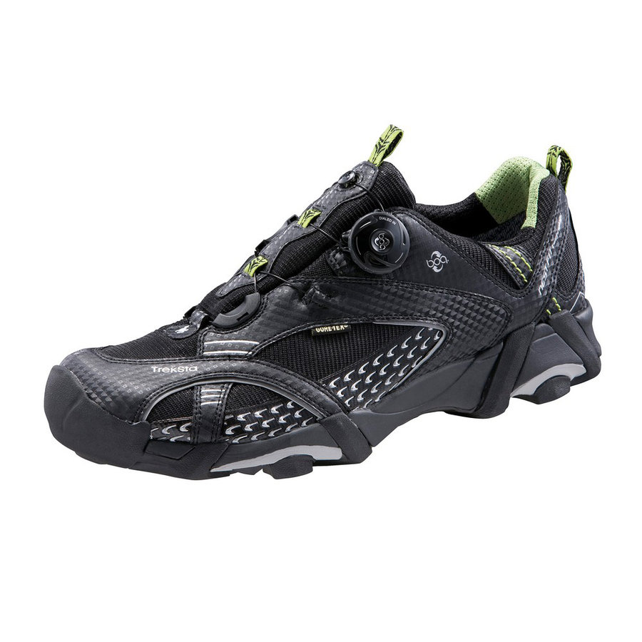 Pánské trekové boty Kobra 210 GTX, Treksta