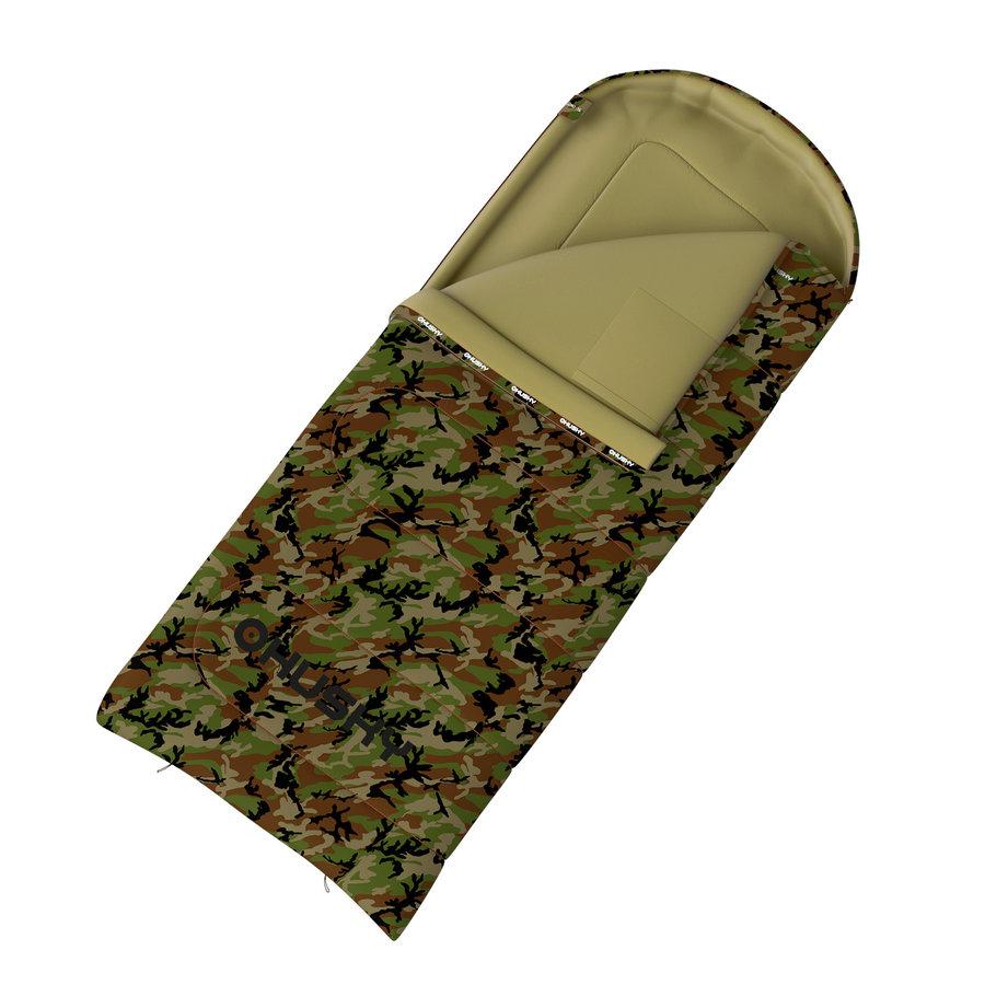 Letní dekový spacák Gizmo Army -5°C, Husky