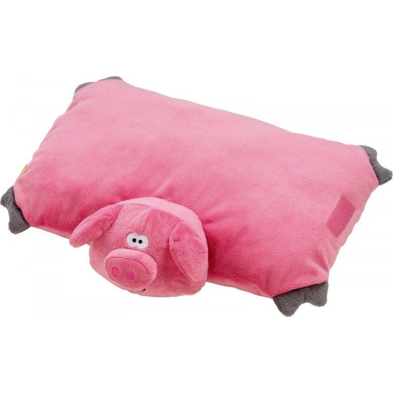 Skladací polštář Piggy, Go Travel