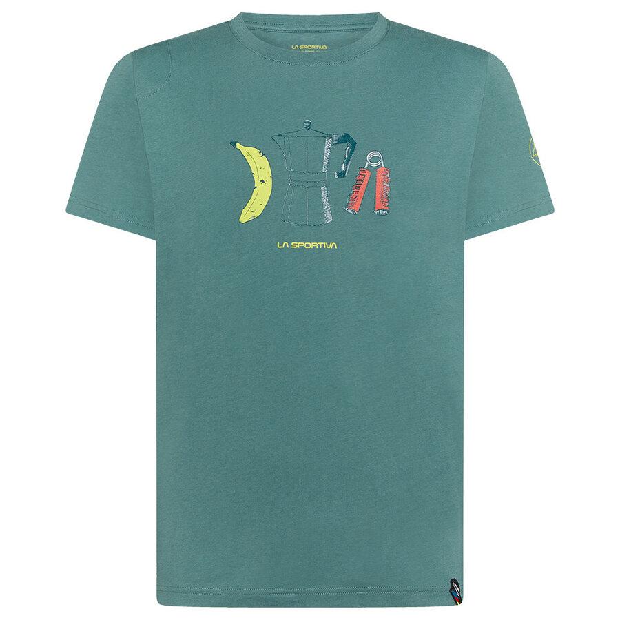 Tričko La Sportiva Breakfast T-Shirt Men
