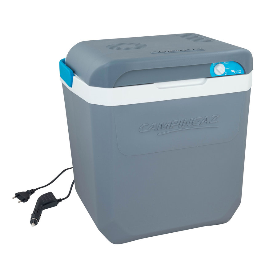 Autochladnička Powerbox Plus 24L AC/DC EU Plug, Campingaz - objem 24 l