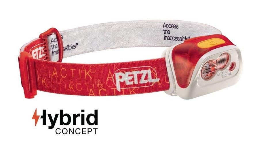 Čelovka Actik Core, Petzl