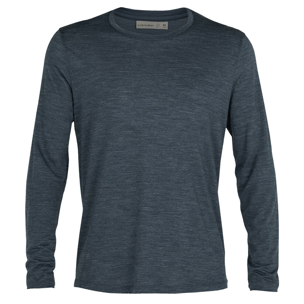 Merino pánské tričko Icebreaker Sphere LS Crewe
