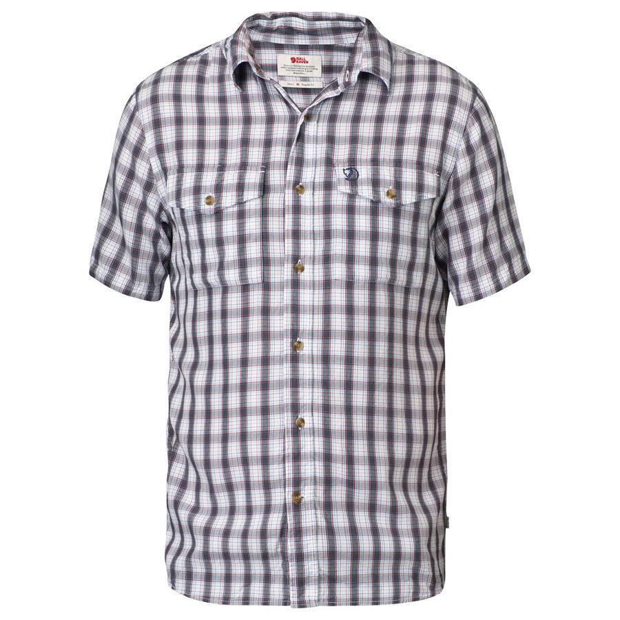 Pánská košile Abisko Cool Shirt SS, Fjällräven