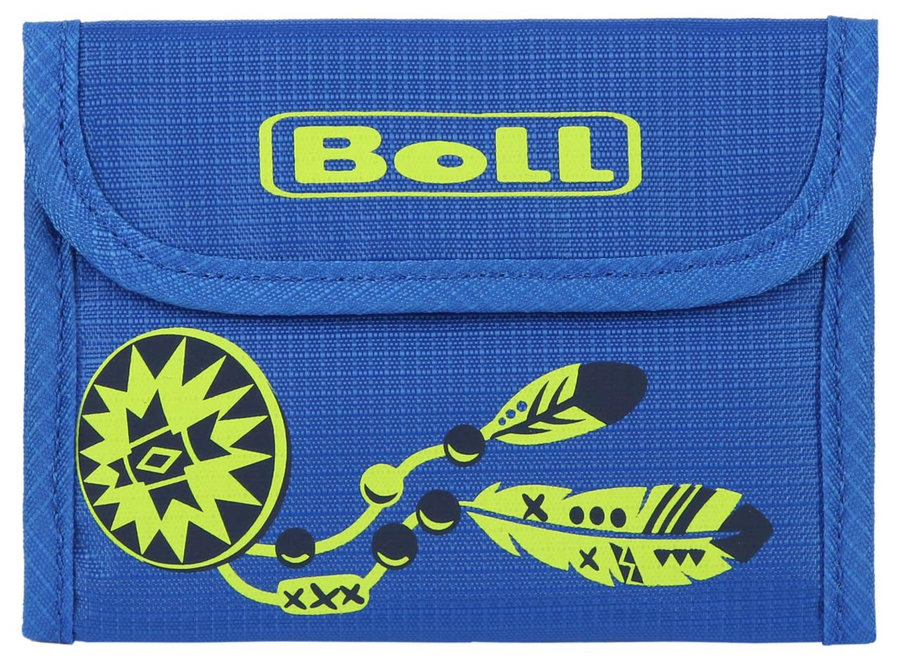 Modrá dětská peněženka Kids Wallet, Boll