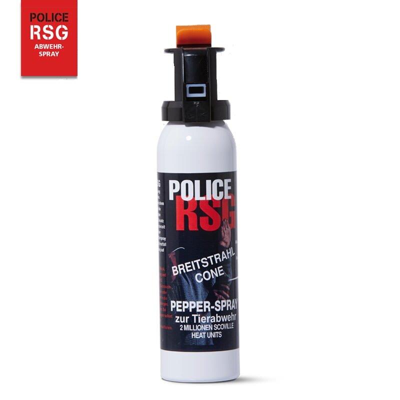 Pepřový sprej Police RSG, KKS - objem 150 ml