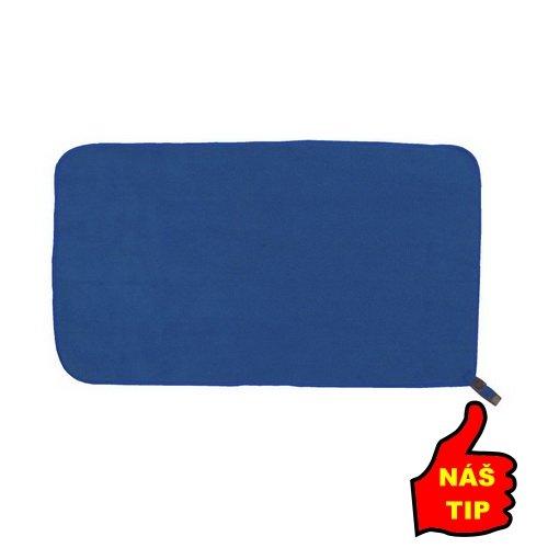 Modrý rychleschnoucí ručník terry, Jurek S+R
