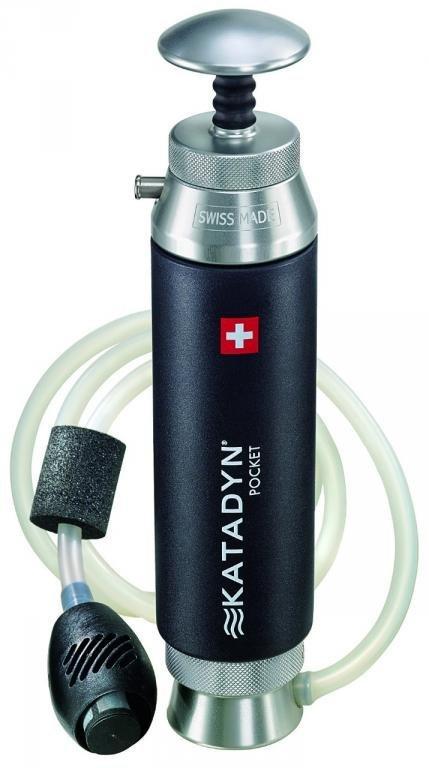 Mechanický vodní filtr Pocket, Katadyn