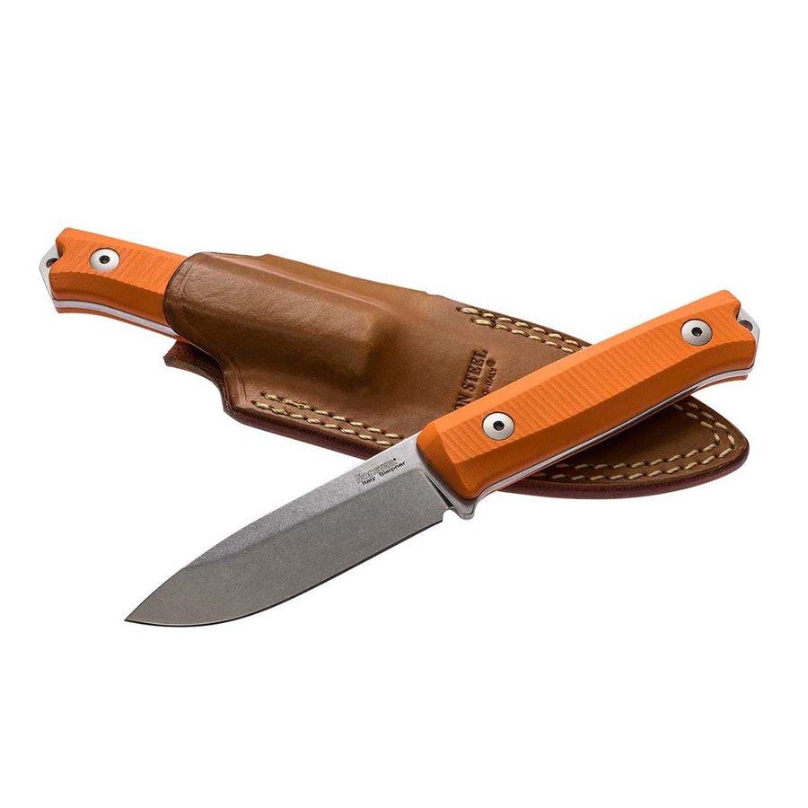 Nůž s pevnou čepelí B40 GOR, Lionsteel