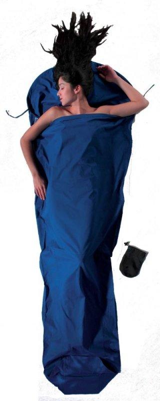 Vložka do spacáku Cocoon mumie ultramarine blue