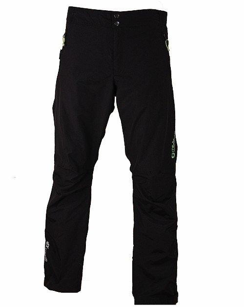 Černé pánské kalhoty OUTDOOR, Mill - velikost M